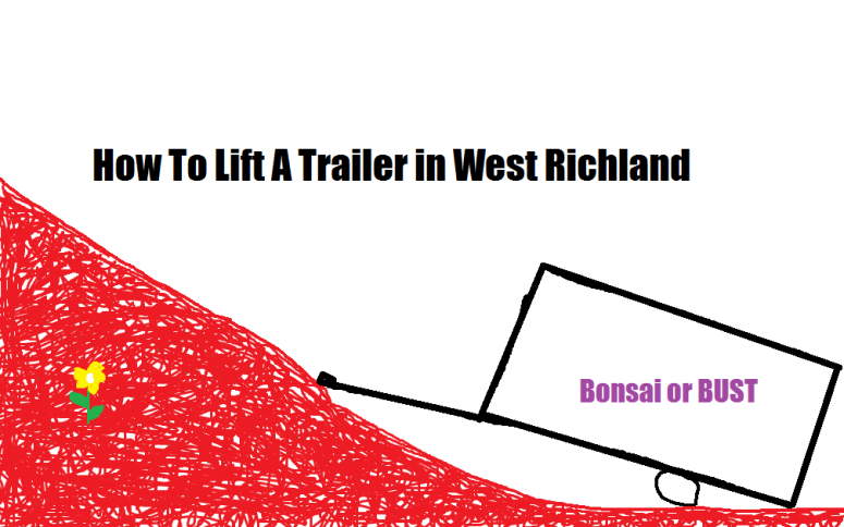 how-to-lift-a-trailer-in-west-richland
